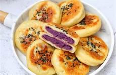 平底鍋搞定山藥紫薯餅早餐|營養豐富關鍵美味
